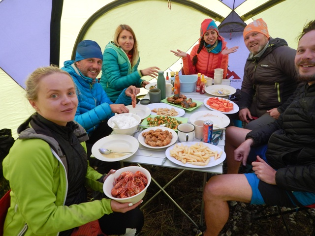 Best Meals on Carstensz Pyramid.JPG